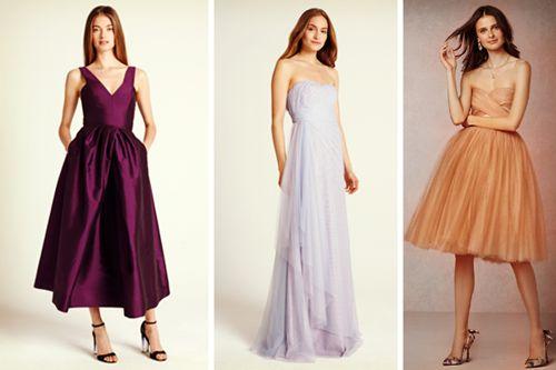 Des robes pour aller à un mariage