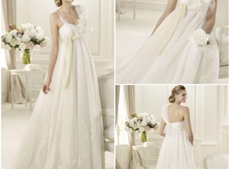 Comment choisir sa robe de mariée en fonction de la forme de son corps: silhouettes et coupes
