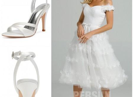 Pourquoi ne pas opter pour une robe de mariée courte