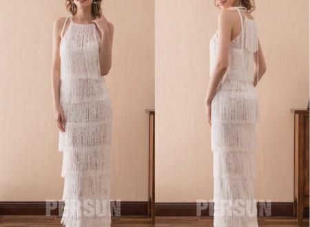 5 tendances robe de mariée bohème 2021 que vous aimerez